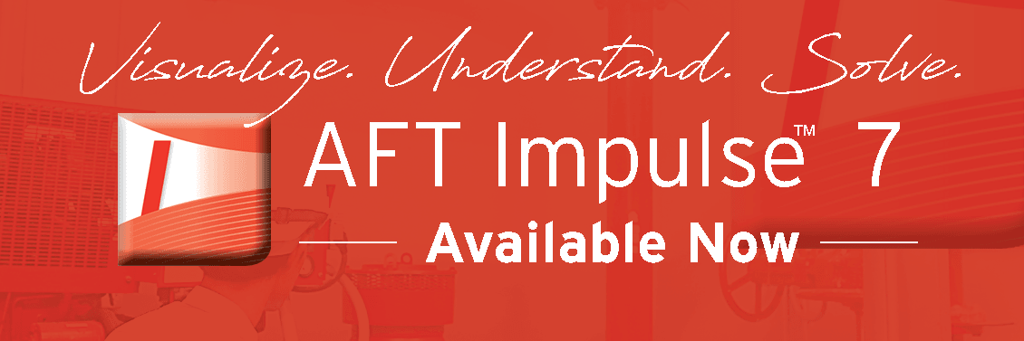 AFT Impulse 7 available for waterhammer and surge
