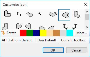 Customize Icon
