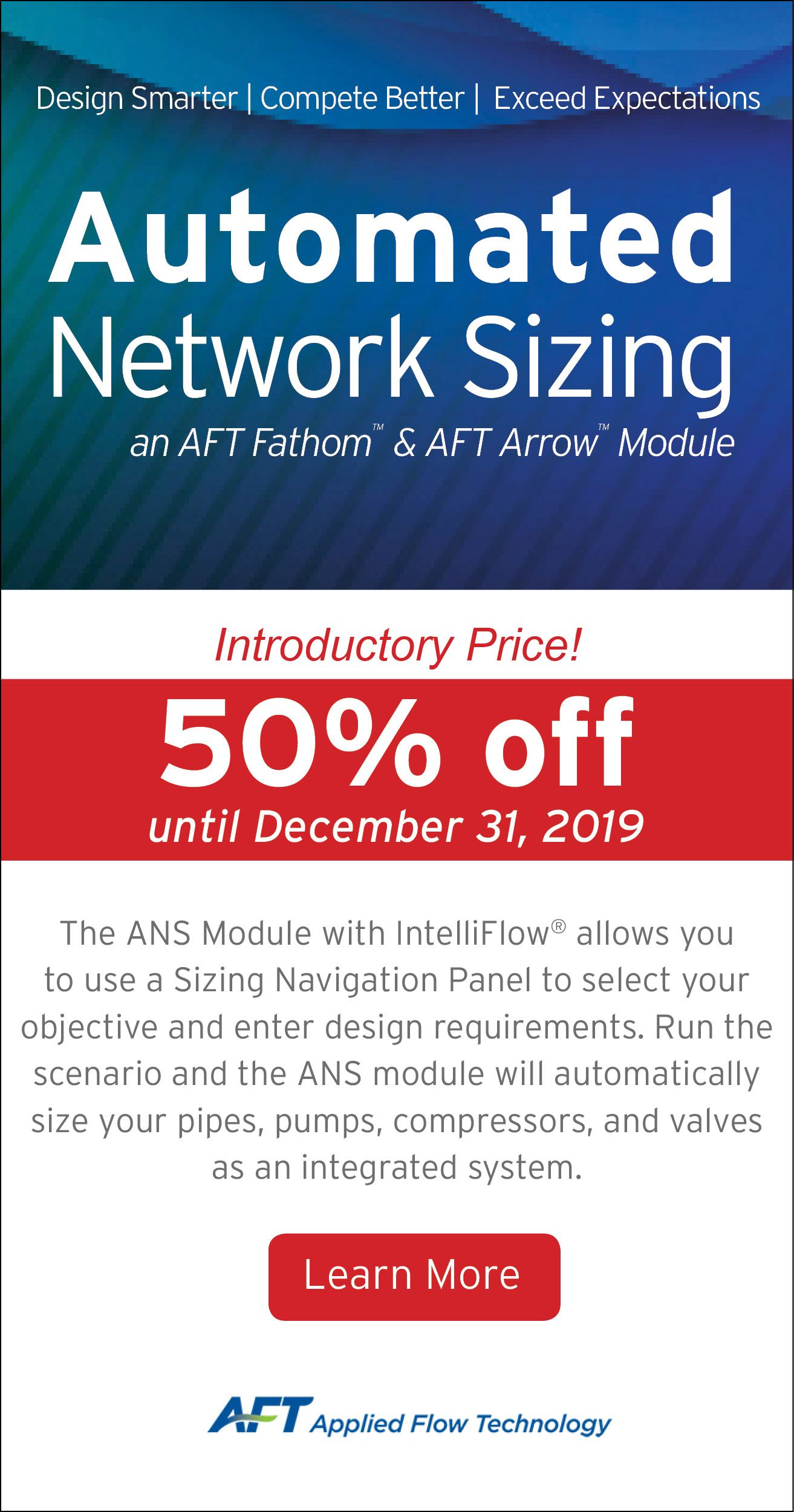 Automated Network Sizing Coupon